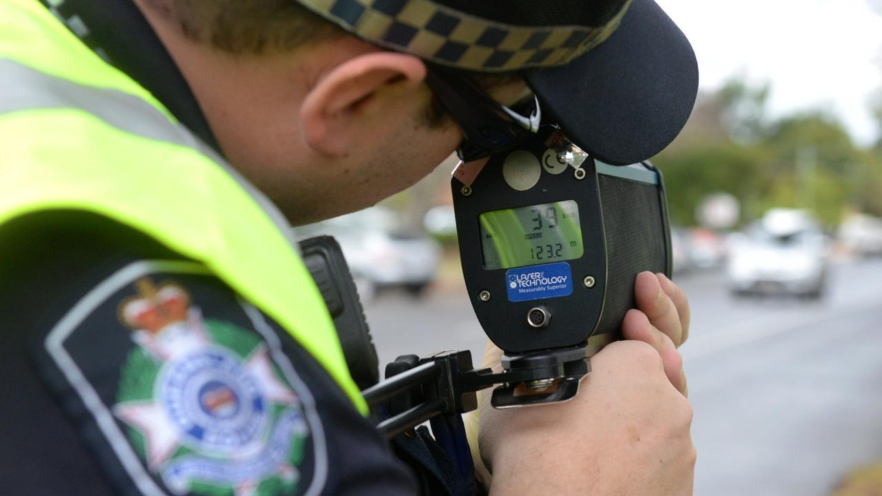 Drivers risk losing double demerit points during Australia Day long weekend thumbnail