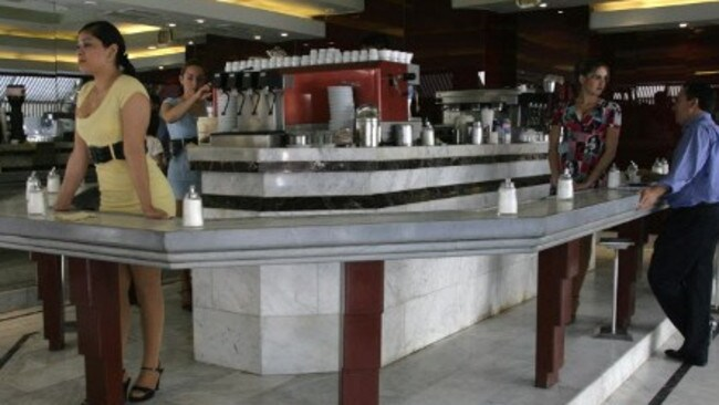 b93da620b5f1 Santiago is a hot city but the way they serve coffee is even hotter