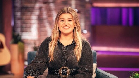 """The Kelly Clarkson Show,"" which debuted in September 2019, became the most-watched new daytime talk show in seven years. Picture: Getty Images"