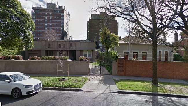 An address used by Diana belongs to the Toorak branch of the RSL.