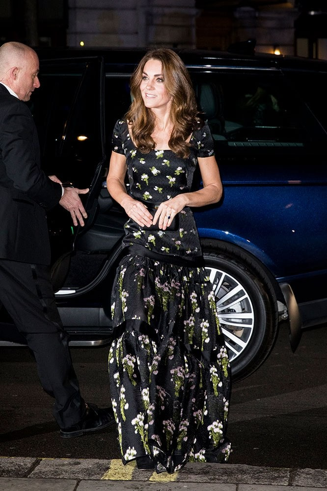 Princess Beatrice brought her new boyfriend, Kate Middleton wore Alexander McQueen: inside the 2019 Portrait Gala