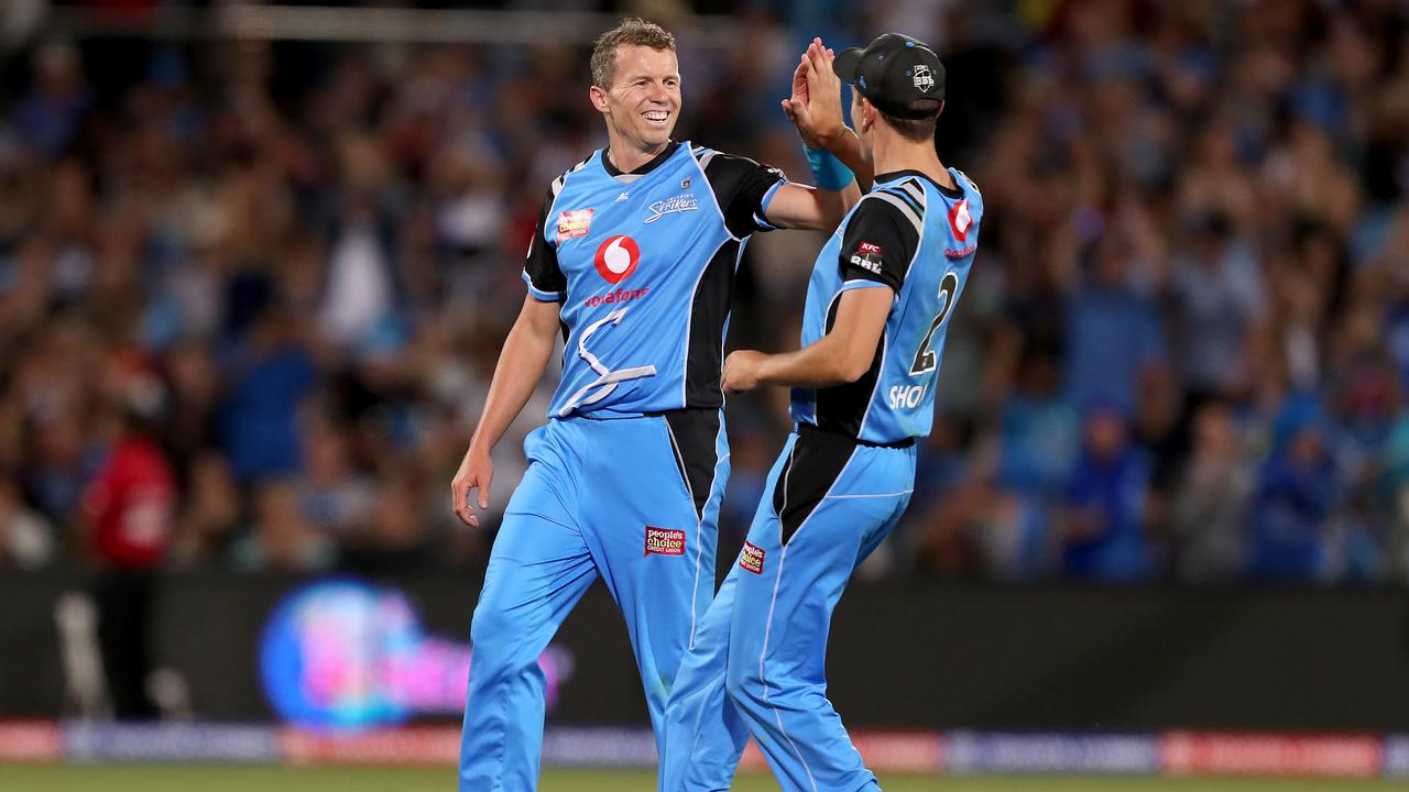 Peter Siddle has been a consistent performer in the BBL. Photo: James Elsby/Getty Images.