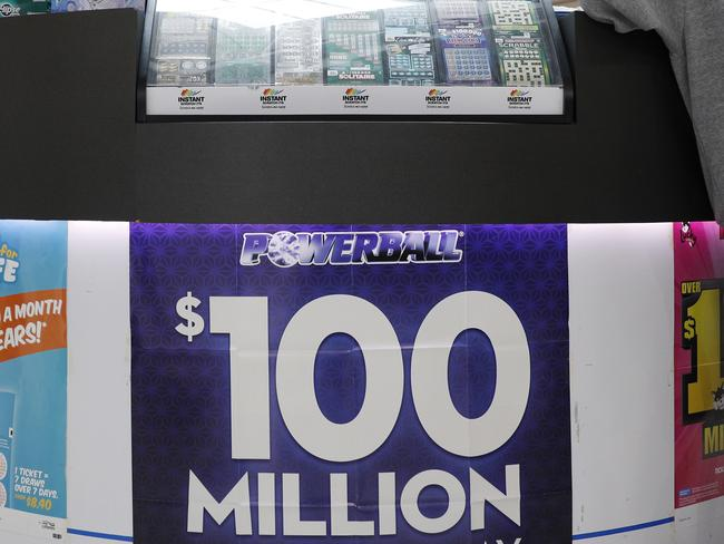 Powerball winner: Riverwood man claims $50m | Daily Telegraph