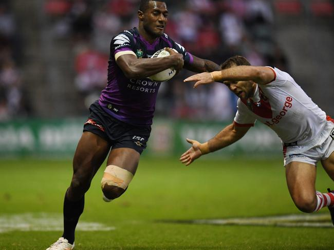 Suliasi Vunivalu is on the players to watch for Fiji.