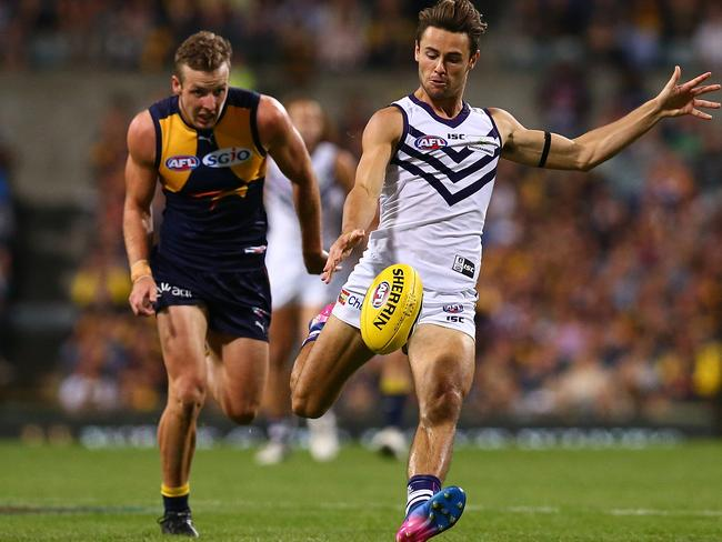 Lachie Weller could be on the move.