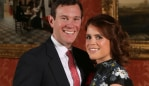 Princess Eugenie and Jack Brooksbank will marry on October 12. Image: AFP.
