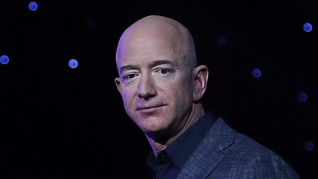Amazon founder has always been obsessed with speed and growth. Picture: Mark Wilson/Getty Images/AFP