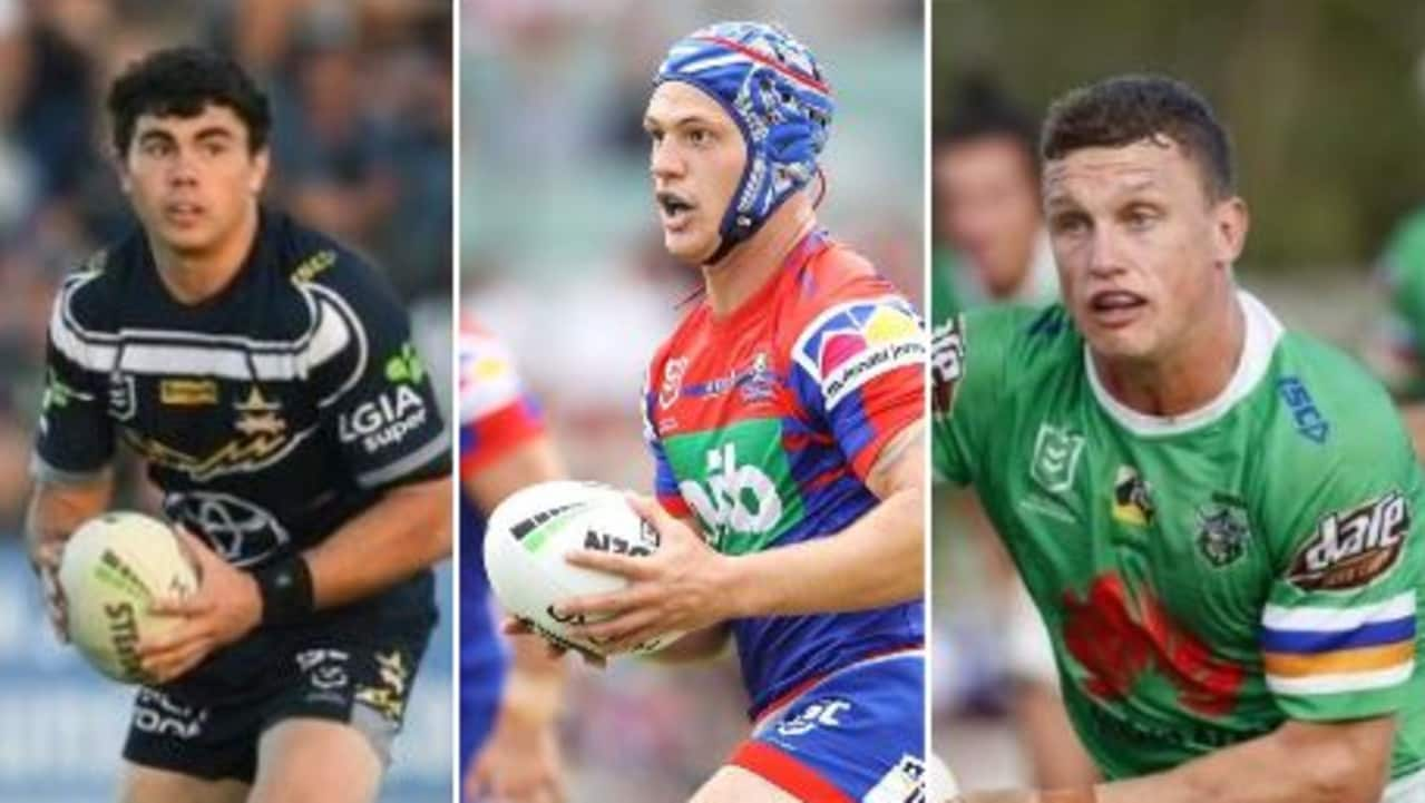 Jake Clifford, Kalyn Ponga, and Jack Wighton all impressed in the trials.