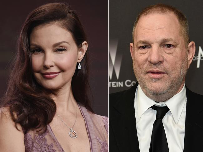 Ashley Judd alleges fallen Hollywood mogul Harvey Weinstein damaged her career after she rejected his advances.