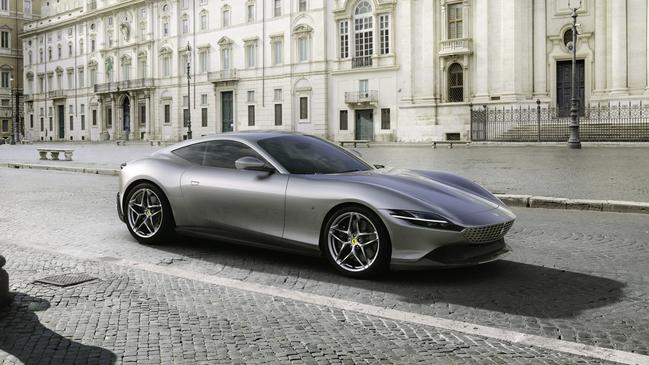 The 2020 Ferrari Roma will be the brand's cheapest coupe.