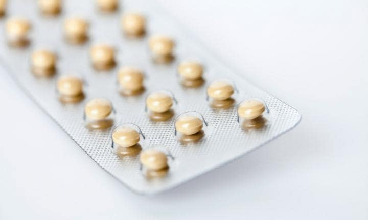 What happens to your body when you come off the pill