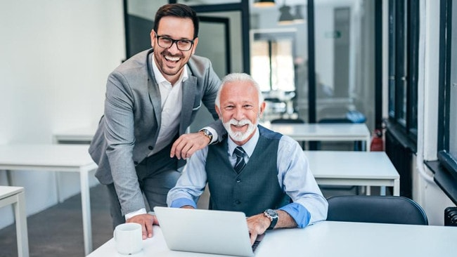 With more of us living longer, the brutal truth is that more people will need to be able to support themselves for longer and that means access to work even past an age when traditionally people would retire.