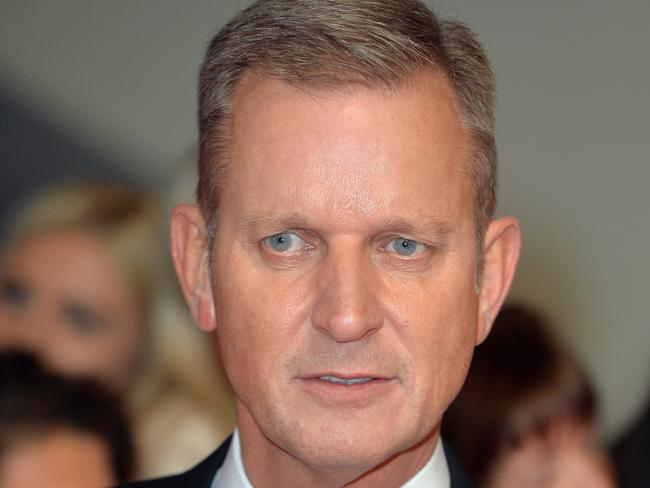 Jeremy Kyle attends the 21st National Television Awards in 2016. Picture: Getty