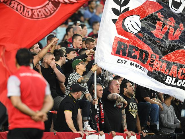 Wanderers fan have only tasted one victory this season.
