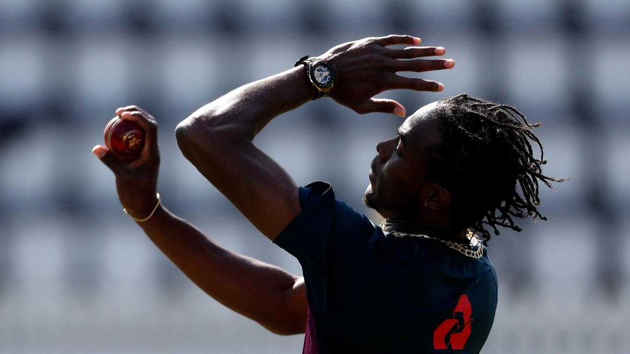Jofra Archer is set to debut in the second Test.