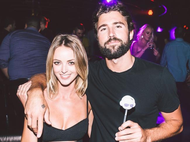 Kaitlynn Carter and Brody Jenner were together for five years before they split last week.