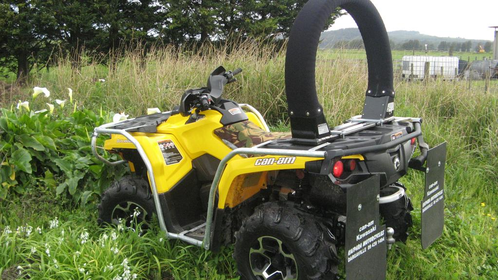 WorkSafe has introduced guidelines to make ATVs safer in ...