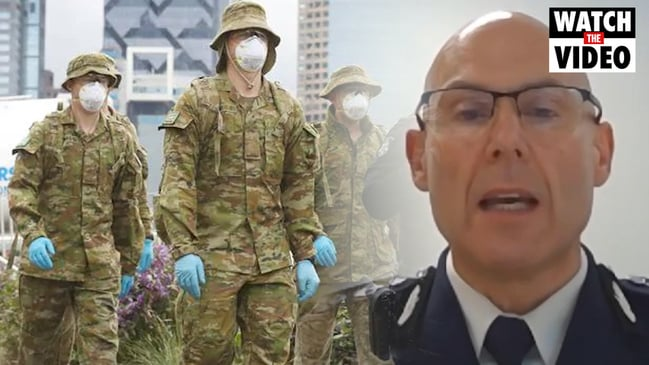 Hotel Quarantine Inquiry told ADF would not be required in Victoria