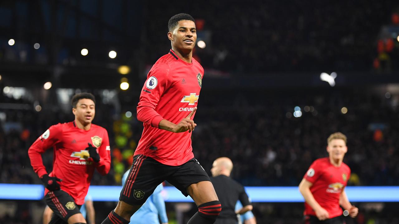Marcus Rashford will be back for United's final nine games.