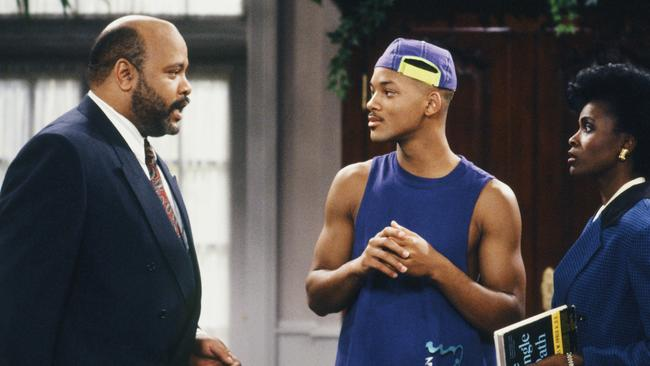 James Avery, who played Will's uncle, died in 2013. Picture: AP Photo/NBC, Ron Tom