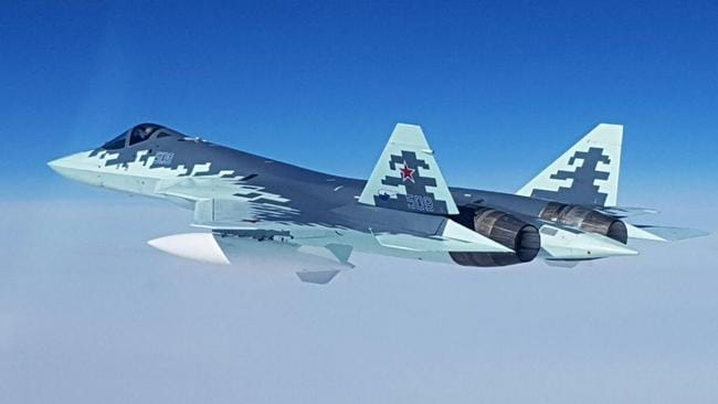 russian fighter jet new 2017 model su 57 revealed