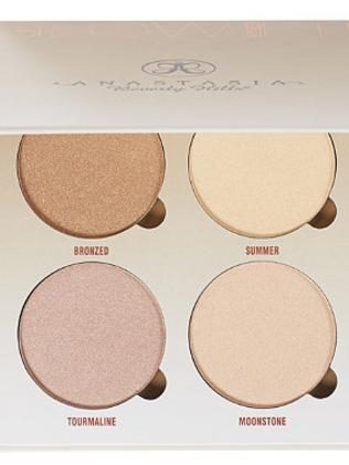 The Anastasia Glow Kit retails at $72.