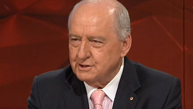 Shock jock Alan Jones has been a key player in supporting the move. Picture: ABC