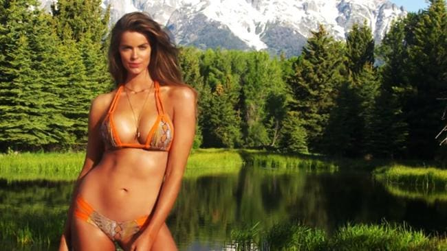 a94828b509f75 Aussie model Robyn Lawley speaks out  It s  degrading!  Size 14 is not   plus size