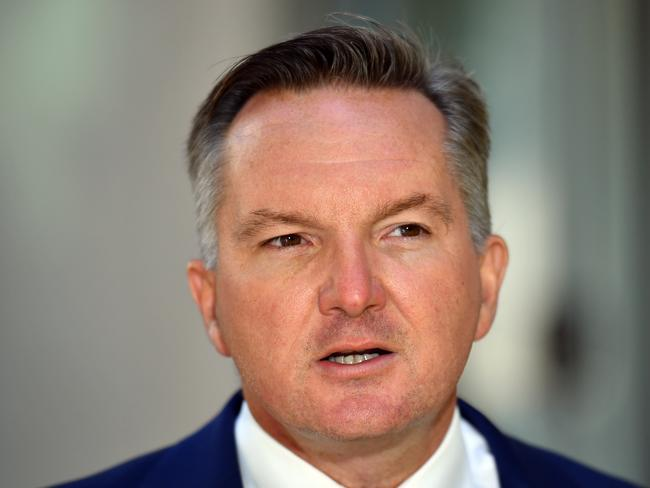 Shadow Treasurer Chris Bowen has been briefed on the plans.