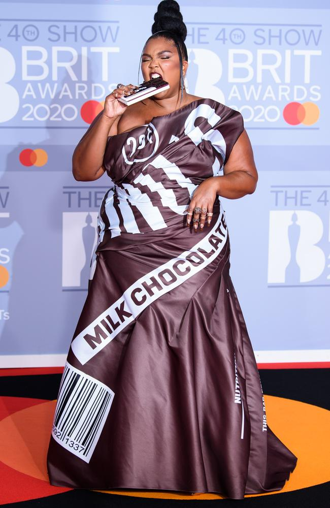 Lizzo has called for police to be defunded. Picture: Joe Maher/Getty Images for Bauer Media