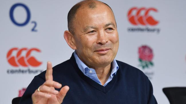 Australian Eddie Jones has named his 31-man England squad to play Argentina.