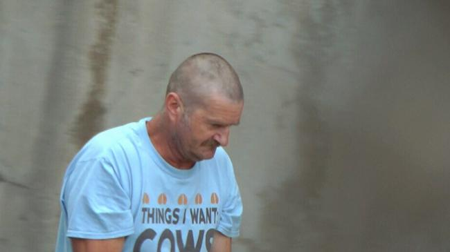 A South Australian man allegedly abducted and raped a backpacker after answering her Gumtree advertisement in search of farm work, a court has heard.