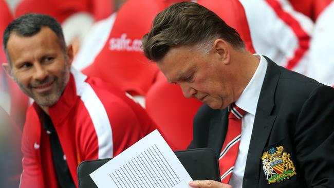 Louis van Gaal should need no reminder about United's tradition of wingers.