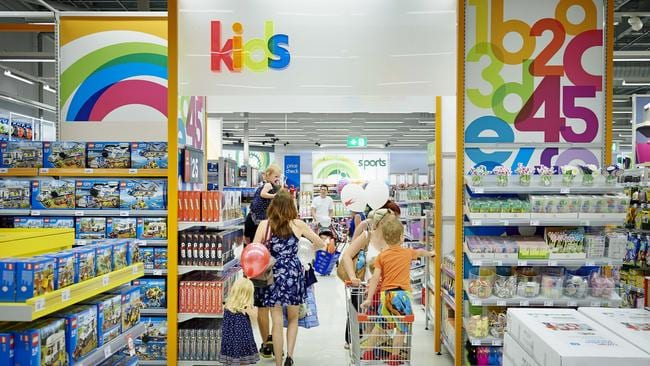 6355e116c992 Kmart has enjoyed unprecedented success by targeting families.