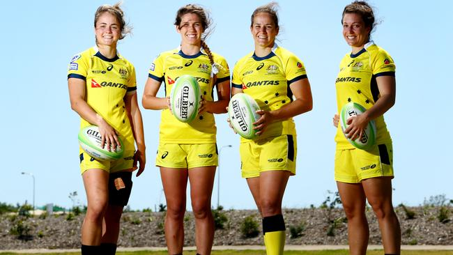 Australia's womens team elated Sevens rugby will be ...
