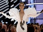 """Celine Dion performs """"My Heart will Go On"""" at the Billboard Music Awards at the T-Mobile Arena on Sunday, May 21, 2017, in Las Vegas. Picture: AP"""