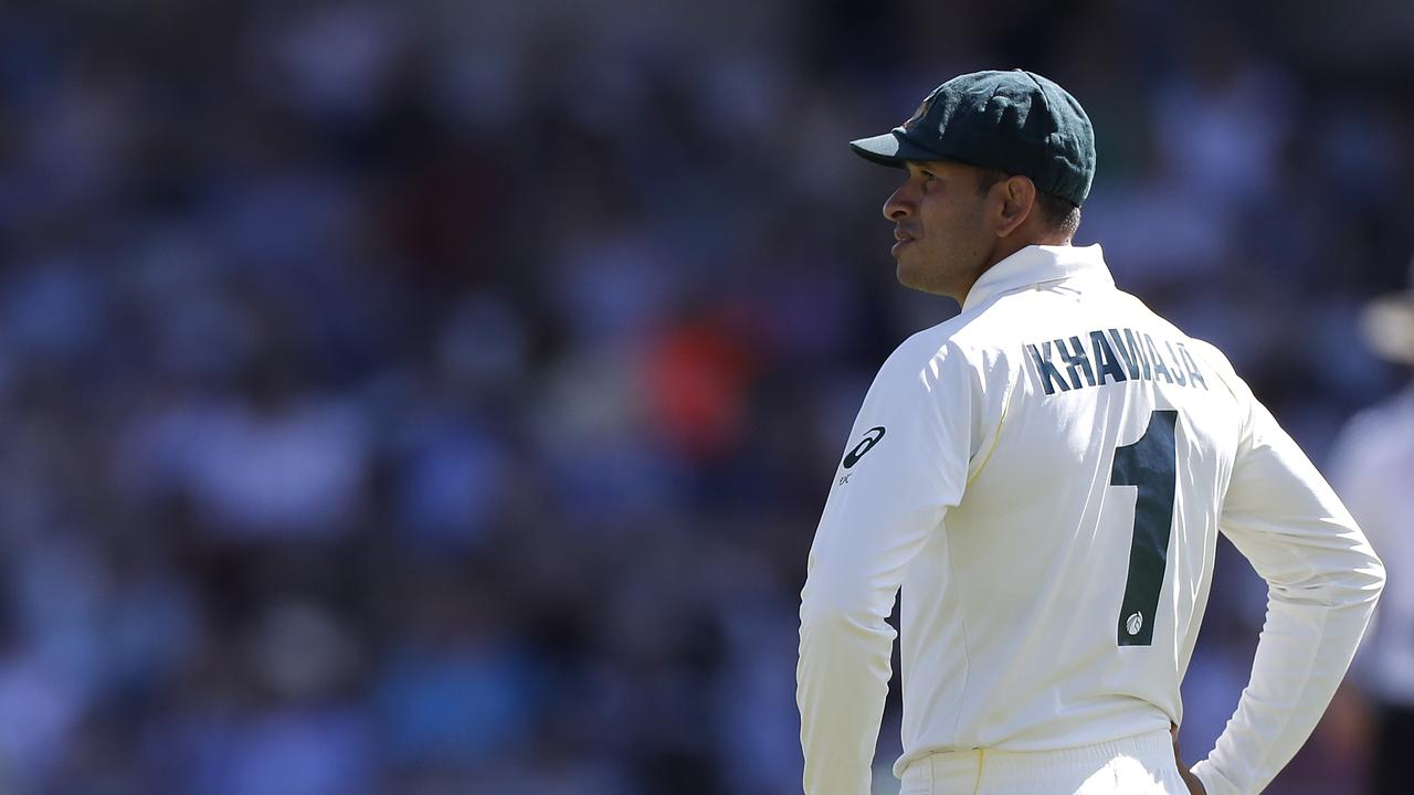 Usman Khawaja's time in green and gold could be up. Photo: Ryan Pierse/Getty Images.