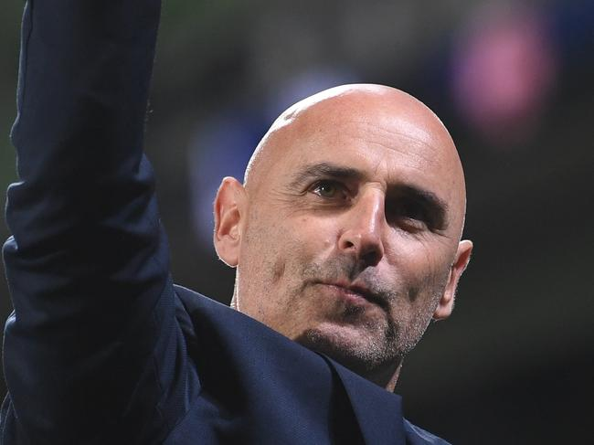 Kevin Muscat has landed a senior role at Belgians Sint-Truiden.