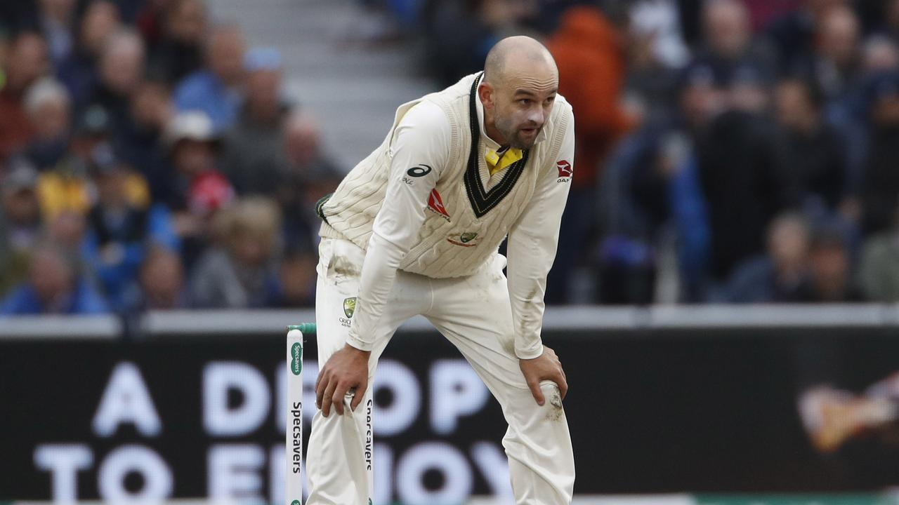The wickets have dried up for Nathan Lyon.