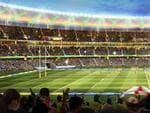 The design of Perth's new sports stadium at Burswood has been revealed.