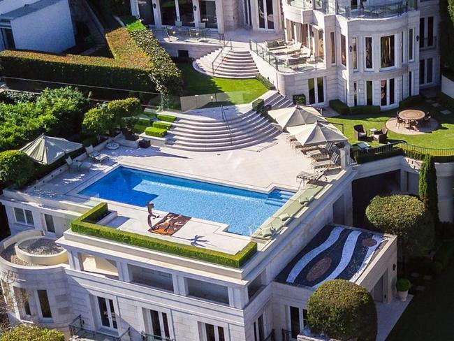 Go large and buy yourself Australia's most expensive property on the market right now.