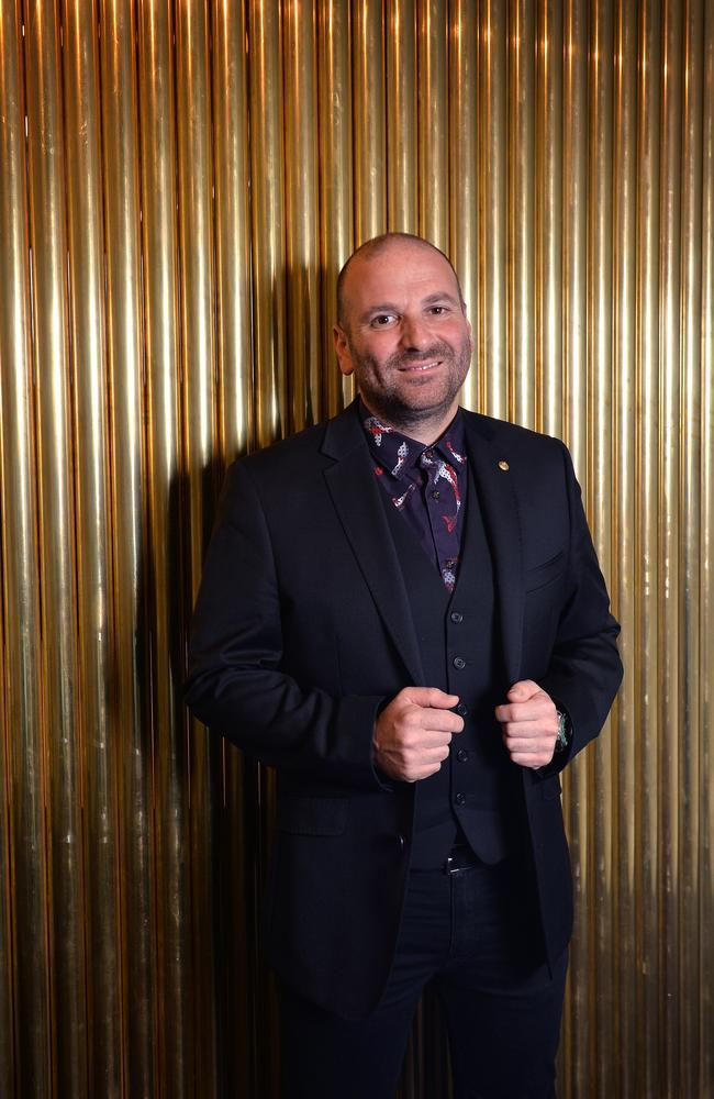 Celebrity chef George Calombaris has paid a large personal toll — and he has paid back the underpaid staff. Picture: Josie Hayden