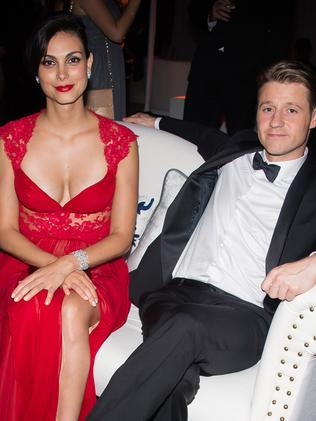 Who is dating morena baccarin