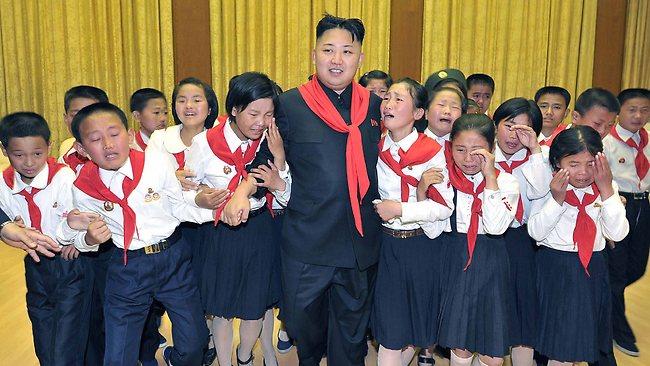 AFP/ KCNA via KNS