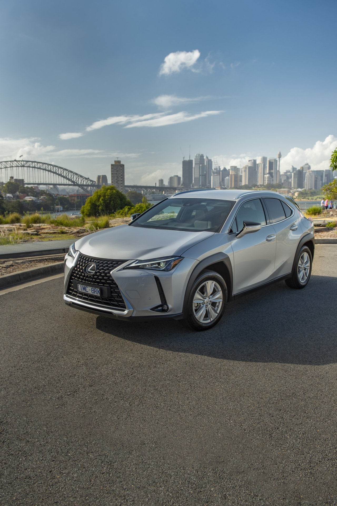 Inside the new Lexus UX launch in Sydney