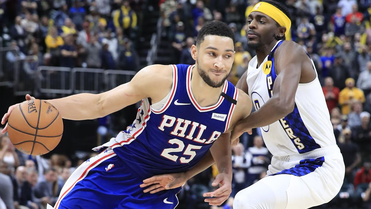 Ben Simmons is set for a major move. (Photo by ANDY LYONS / GETTY IMAGES NORTH AMERICA / AFP)