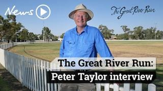 The Great River Run – Peter Taylor interview