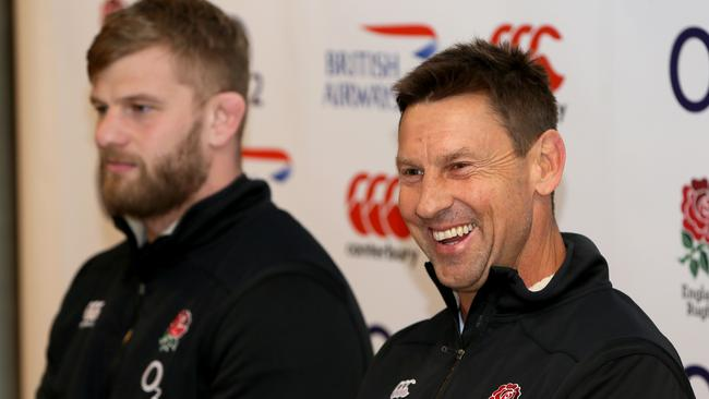 Scott Wisemantel was previously a skills coach for the Wallabies.