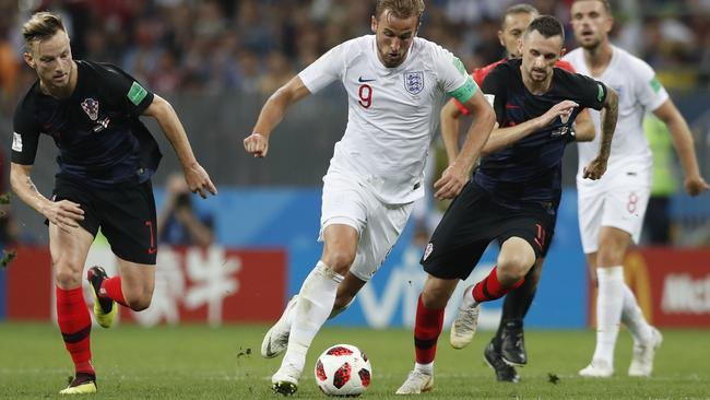 A goal will make Harry Kane the highest scorer (7) at a World Cup since Ronaldo in 2002 (8).