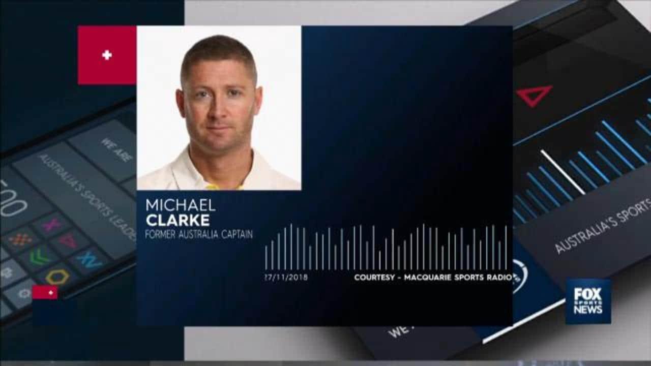 Clarke: Don't change Dave Warner